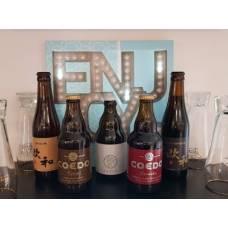 5 bières japonaises artisanles