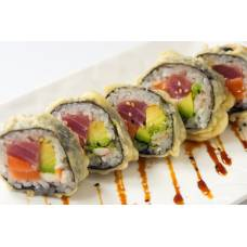 F4. Tempura Kanfood Roll