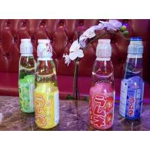 Super cadeau noel : 4 limonades japonaises, différents parfums  Limonade naturel  Limonade ananas  Limonade fraise  Limonade melon