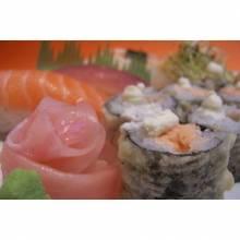 Menu Job A - plat cru  Une entrée au choix + un plat cru (groupe A) au choix +un bol du riz  Menu disponible uniquement le midi pendant la semaine.