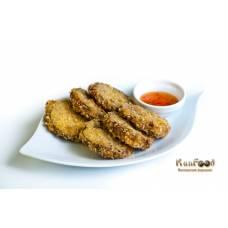 B2: croquettes d'aubergine(6pièces)