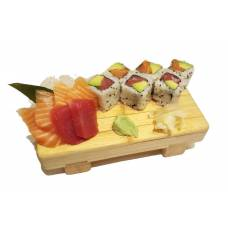 A12: DUO ideal de saumon et thon