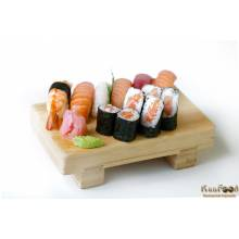 A1: 6 Sushis et 6makis