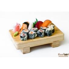 A5: Tempura makis et sushis