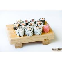 A8: 8 Tempura makis et 6californias