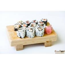 A8: 8 tempura makis et 6 californias