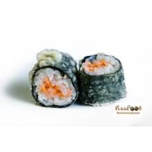 Tempura maki au saumon, 8 pièces