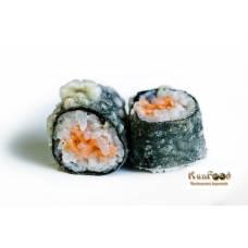 Tempura maki saumon